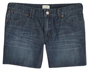 J.Crew Denim Denim Distressed Shorts