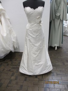 Paloma Blanca 4065 (102l) Wedding Dress