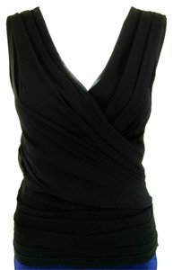 DKNY Donna Karan Sleeveless Top Black