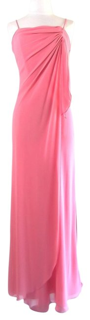 Preload https://item2.tradesy.com/images/peach-style-3044-long-formal-dress-size-8-m-4196071-0-17.jpg?width=400&height=650