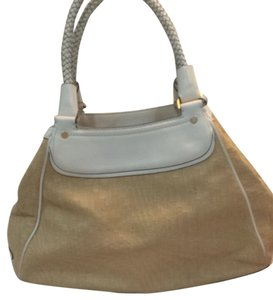 Cole Haan Beige Beach Bag