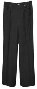 Max Studio Wide Leg Pants dark grey