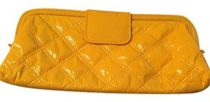 Sunflower yellow Clutch