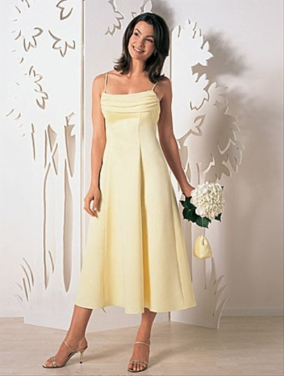 Alfred Angelo Butter Style Dress