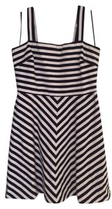 Michael Kors short dress navy & white Fun Summer Stripes on Tradesy