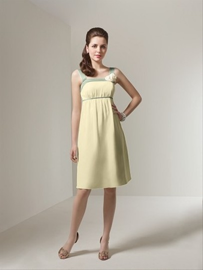 Alfred Angelo Butter / Lettuce Style 7067 Dress