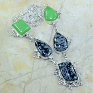 Mixed Gem Y Necklace Free Shipping