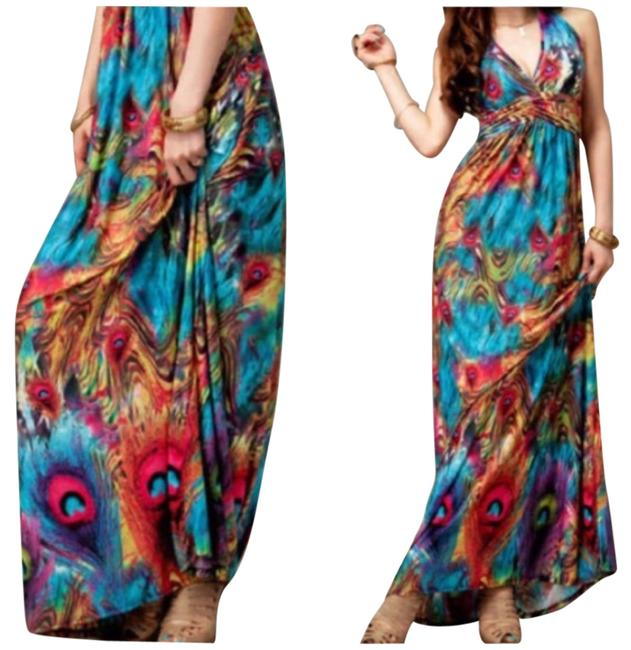 Multicolor Maxi Dress by Other