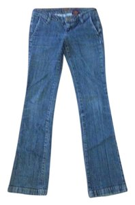 Zanadi Boot Cut Jeans-Medium Wash