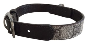 Gucci Gucci Signature GG Dog Collar