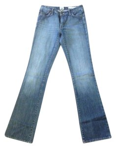 Salt Works Straight Leg Jeans-Medium Wash