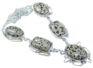 Other Dalmatian Jasper Y Necklace free shipping