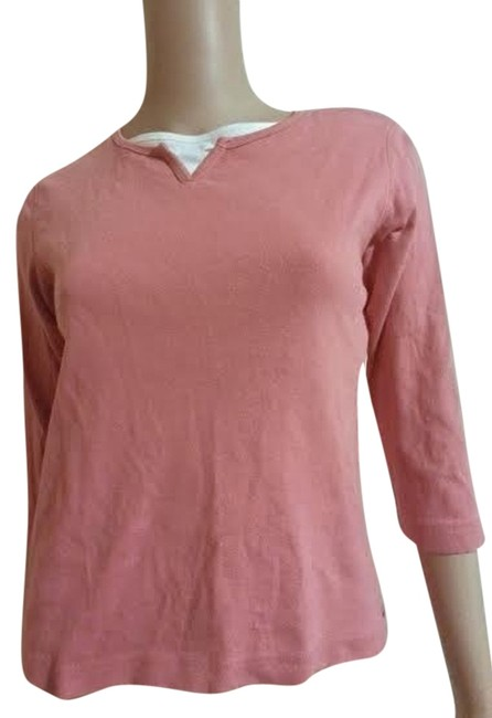 Van Heusen Shirt Xsmall Xs White Audrysboutique Sale Clearance T Shirt pink