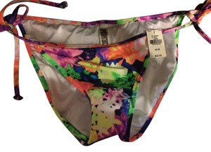 PINK Victoria's Secret PINK tie side bikini bottom size M