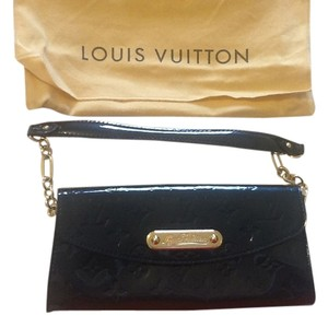 Louis Vuitton Bleu Nuit Clutch