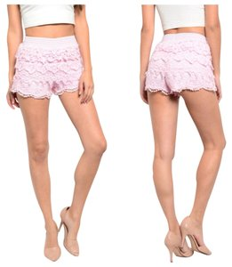 Other Dress Shorts Pink
