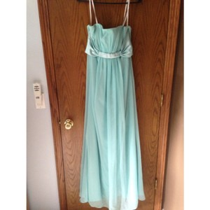 Belsoie Turquoise Dress