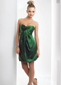 Bari Jay Emerald Green Bari Jay 922 Dress