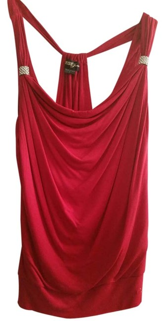 Preload https://item4.tradesy.com/images/guess-top-red-4199533-0-0.jpg?width=400&height=650
