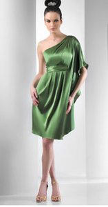 Bari Jay Forest Green 108 Dress
