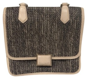 Marc by Marc Jacobs Beige And Black Messenger Bag