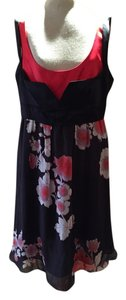 Black and red Maxi Dress by Etro