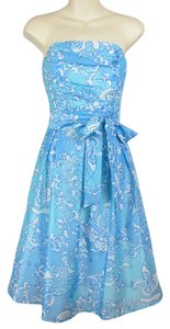Lilly Pulitzer 50's Floral Dress