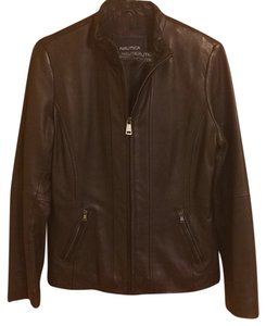 Nautica Leather Jacket