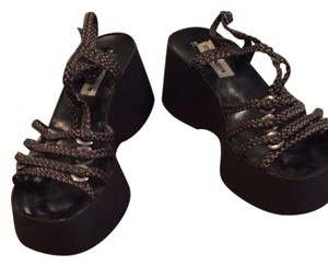 Steve Madden Chocolate brown Sandals