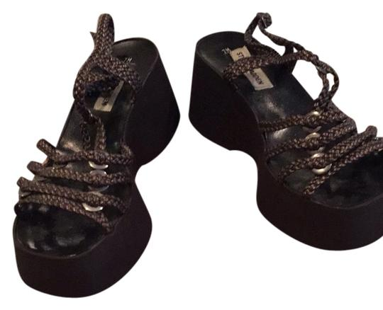Steve Madden Chocolate brown Sandals Image 0