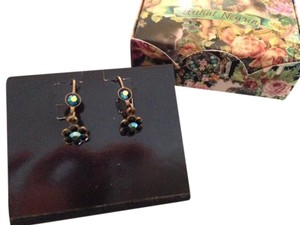 Michal Negrin Beaded earrings from Israel