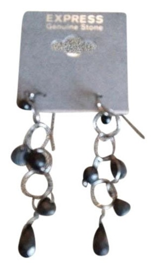 Preload https://item3.tradesy.com/images/express-blackgunmetal-beads-with-circles-earrings-420147-0-0.jpg?width=440&height=440