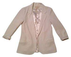 Urban Outfitters Classic White Blazer