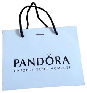 PANDORA Pandora Small Paper Shopping Bag