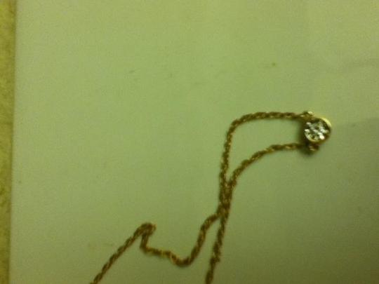 Other Diamond 14k necklace