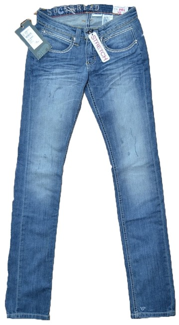 Preload https://item2.tradesy.com/images/blue-lower-rise-slim-fit-leg-skinny-jeans-size-25-2-xs-4201996-0-0.jpg?width=400&height=650