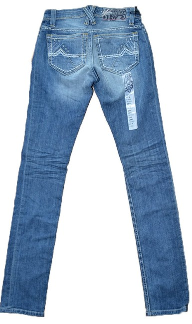 Southern Thread Skinny Jeans