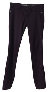 Express Jeggings Fall Colors Skinny Pants Purple