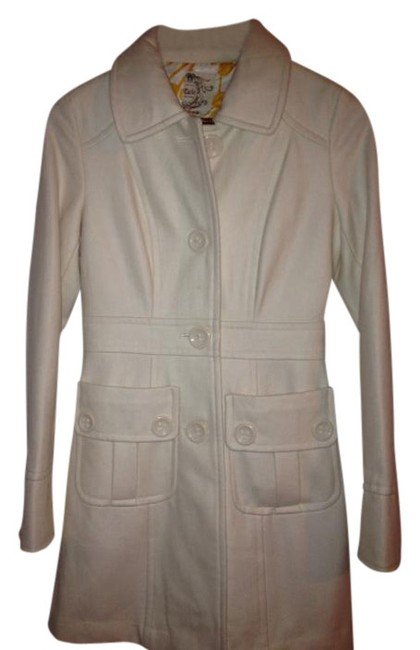 Item - Cream Coat Size 0 (XS)