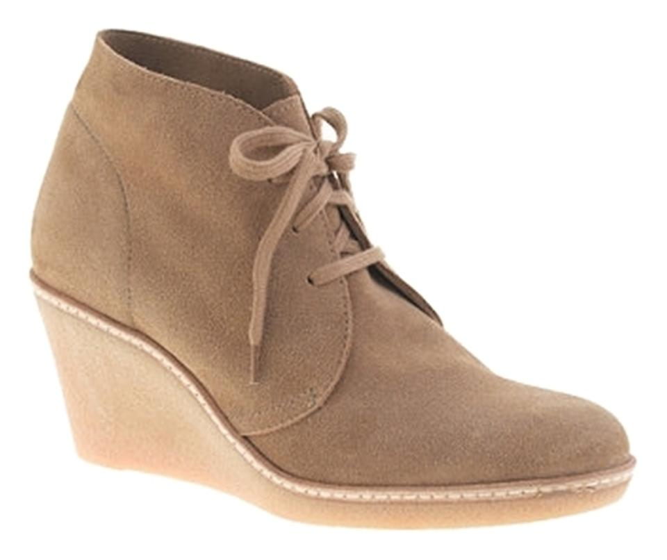 Macalister Wedge (Nut Color) Color) Color) Boots/Booties b66102