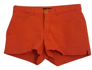 H&M Dress Shorts Orange