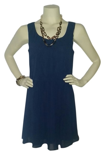 Preload https://item3.tradesy.com/images/bcx-navy-blue-mid-length-workoffice-dress-size-4-s-4205842-0-0.jpg?width=400&height=650
