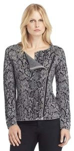 Kenneth Cole Moto Modal Asymmetrical Sweater