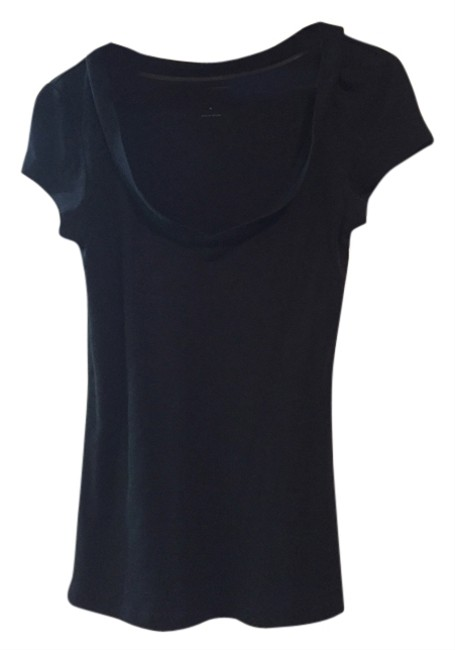 Express Sexy Basic Shirt Tee Professional Work Night Out Weekend Casual Date Night Top Black