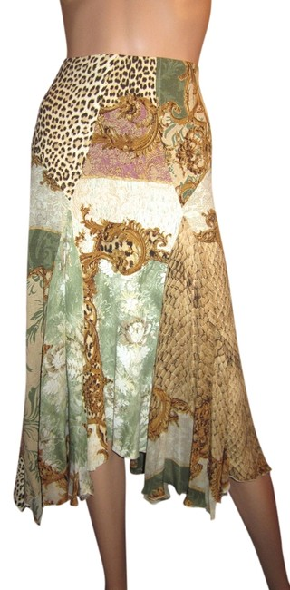 Preload https://item3.tradesy.com/images/roberto-cavalli-multi-color-animal-and-floral-print-browns-and-greens-italy-46-size-10-m-31-4206532-0-0.jpg?width=400&height=650