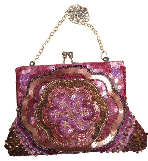 Preload https://item4.tradesy.com/images/passport-sequin-beaded-convertible-wine-sateen-clutch-420693-0-0.jpg?width=440&height=440