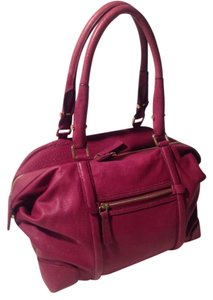 Pure Collection Collection Leather Shoulder Bag