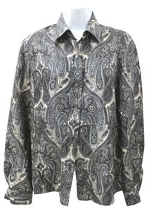 Liberté by Emanuel Ungaro Blouse Button Down Shirt