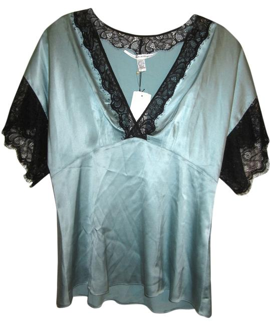 Preload https://item1.tradesy.com/images/diane-von-furstenberg-light-blue-w-black-stretch-silk-lace-kimone-blouse-size-6-s-4207600-0-0.jpg?width=400&height=650
