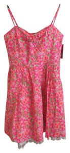 Lilly Pulitzer short dress Fiesta Pink on Tradesy